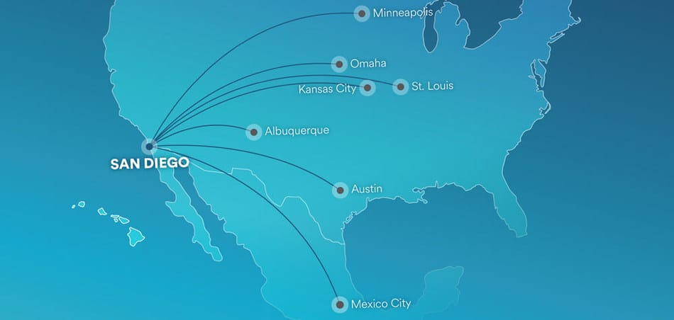 Alaska Airlines To Add Service To Six New Destinations