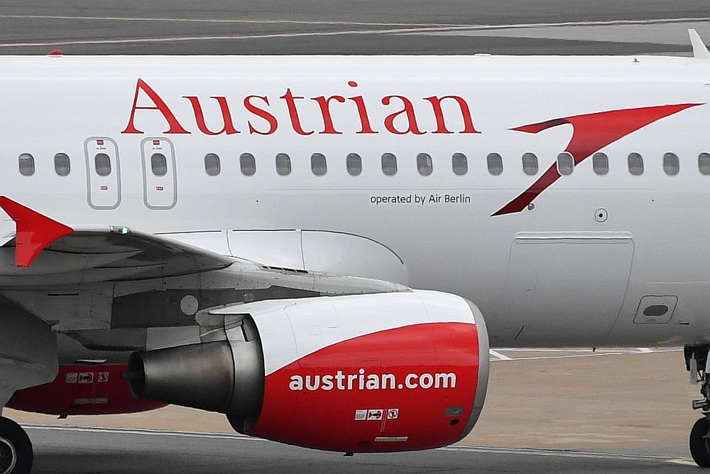 Austrian Airlines Landing Bans