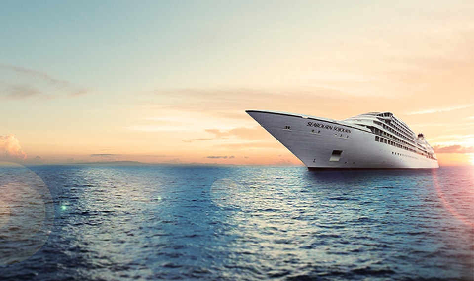 Seabourn world cruise