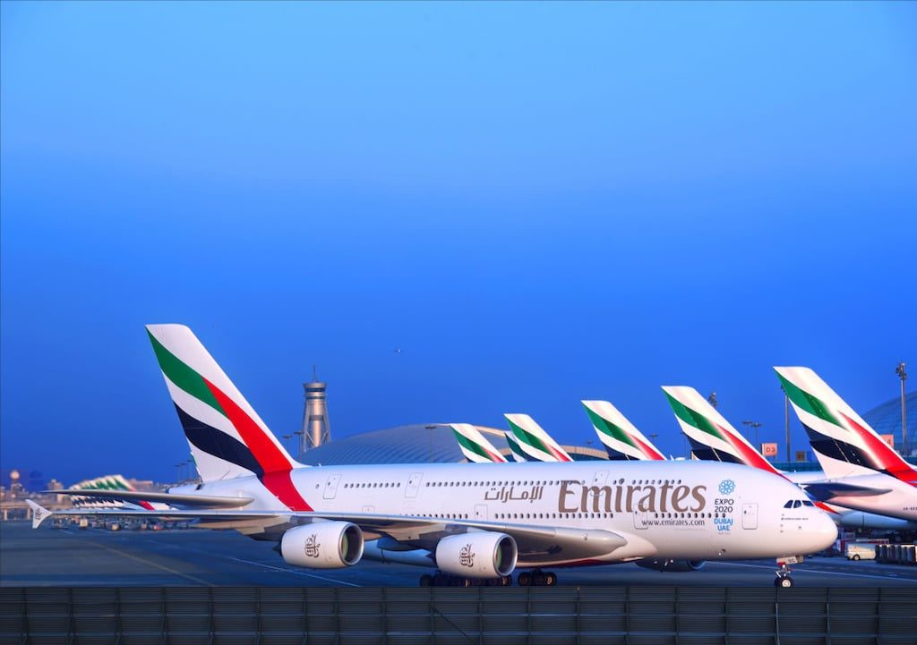 Emirates Orders $16 Bln Worth Of A380 Aircraft