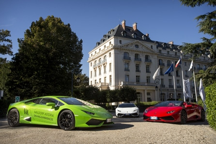 Exotic Rental Cars