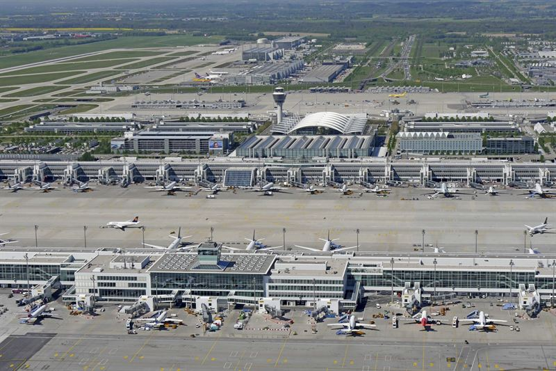 Munich Airport best