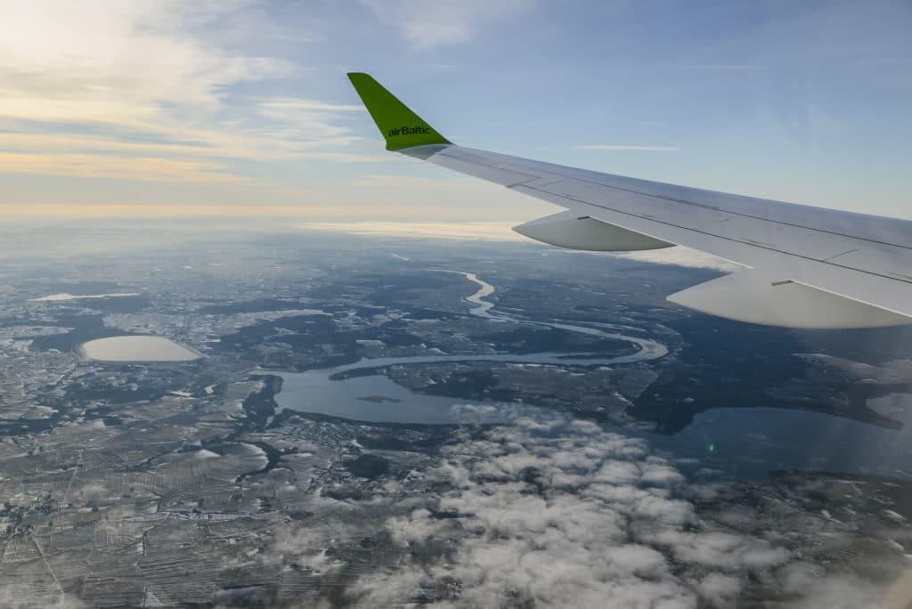 Special Flight Vilnius