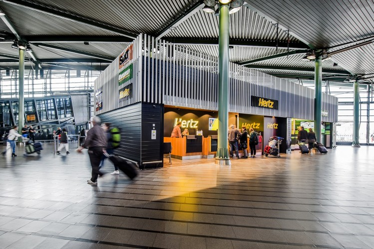 Hertz Car Rental Schiphol Airport