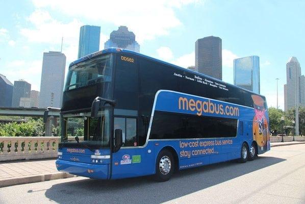 megabus Manchester Airport