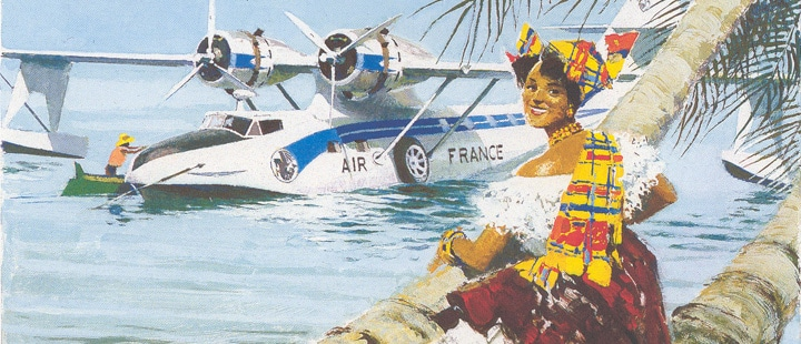 Air France French Caribbean