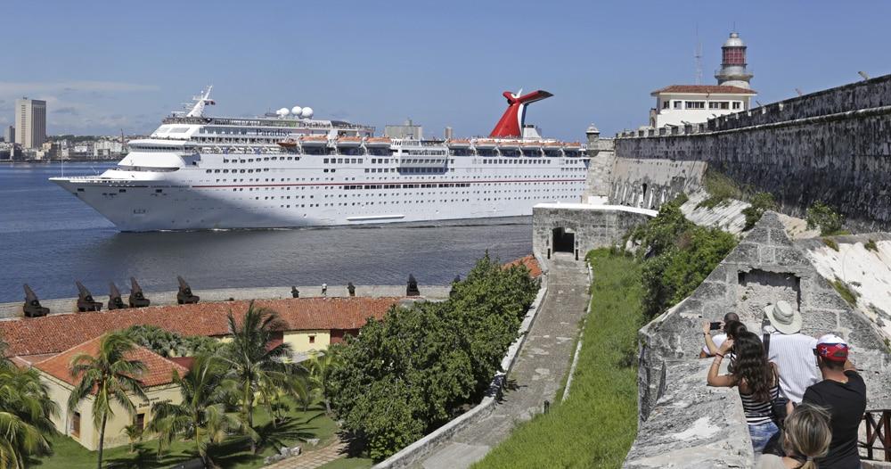 Carnival Paradise Havana
