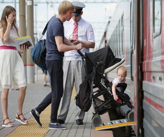 Allegro travellers Russian Railways