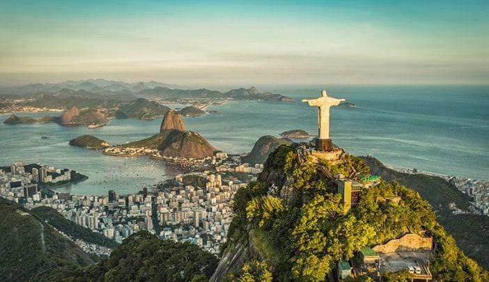 Famous Landmarks brazil