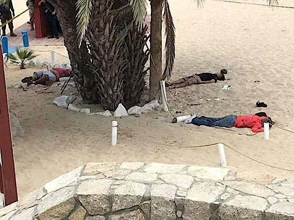 3 People Were Shot at Los Cabos Beach