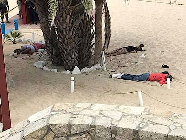 3 People Were Shot at Los Cabos Beach