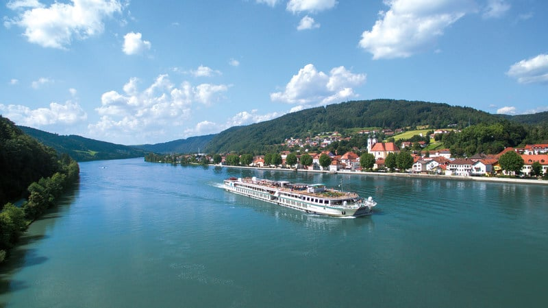 river cruises Crystal Mozart