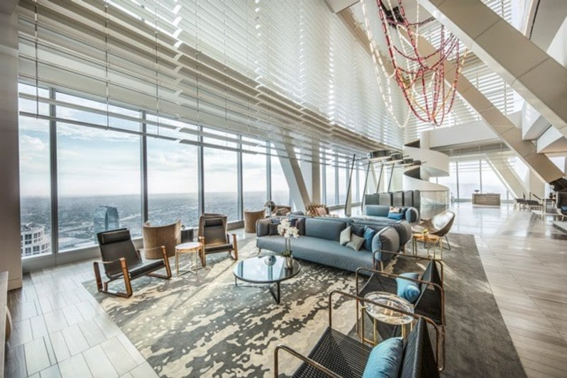 Intercontinental opens in la rus tourism news for Design hotel los angeles
