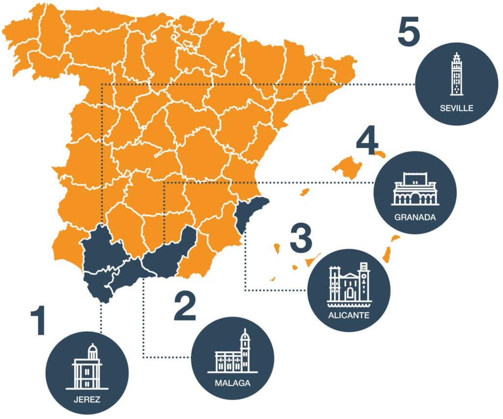 Saving Money On A City Break In Spain This Winter Rus
