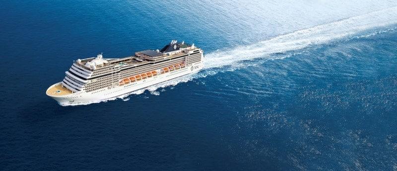 HYDROGEN-POWERED CRUISE SHIP