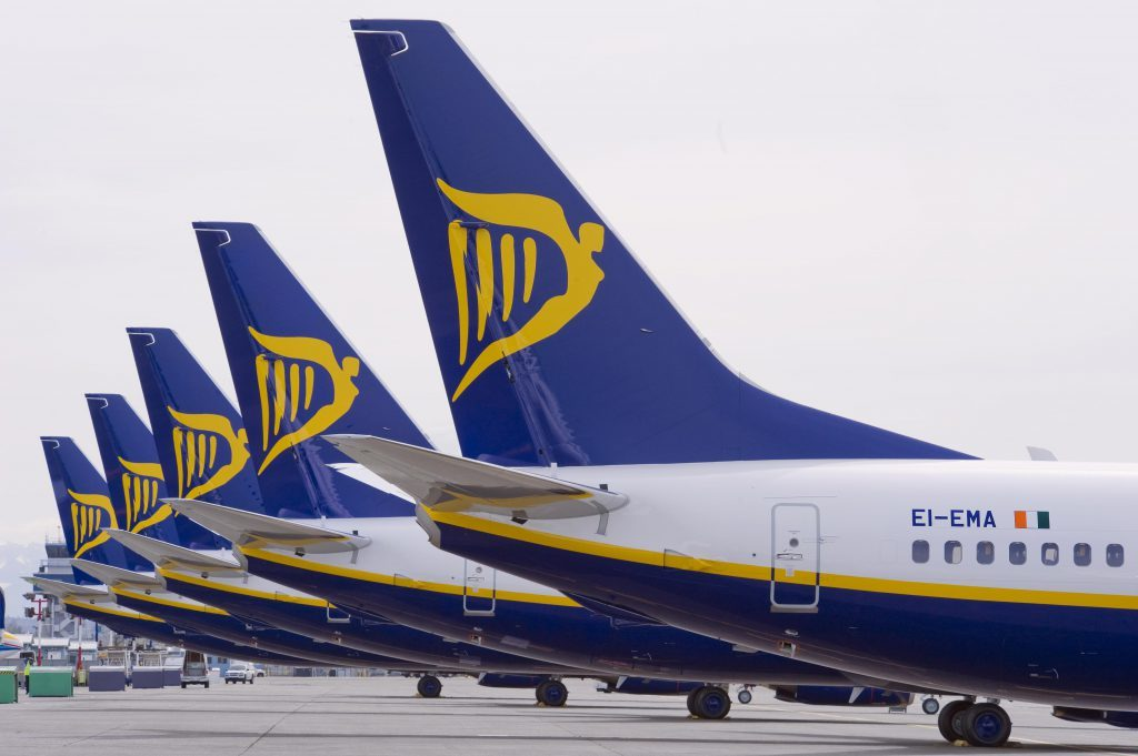 Fórsa insists Ryanair must talk pay with it