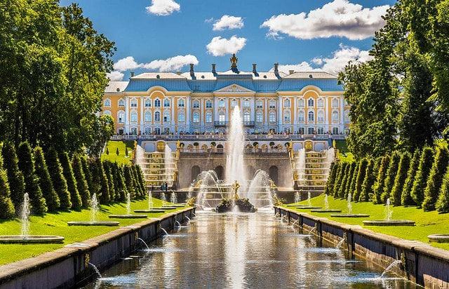 Russian Cities St. Petersburg
