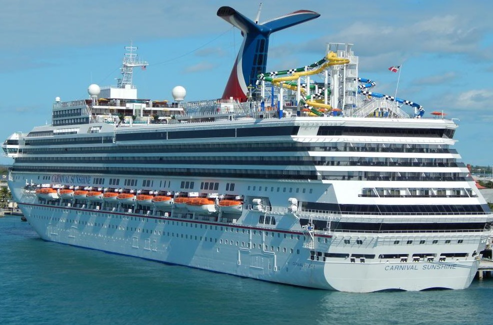 Carnival Cruise Line To Bring New Ship To Charleston Rus Tourism - Cruise ships out of charleston