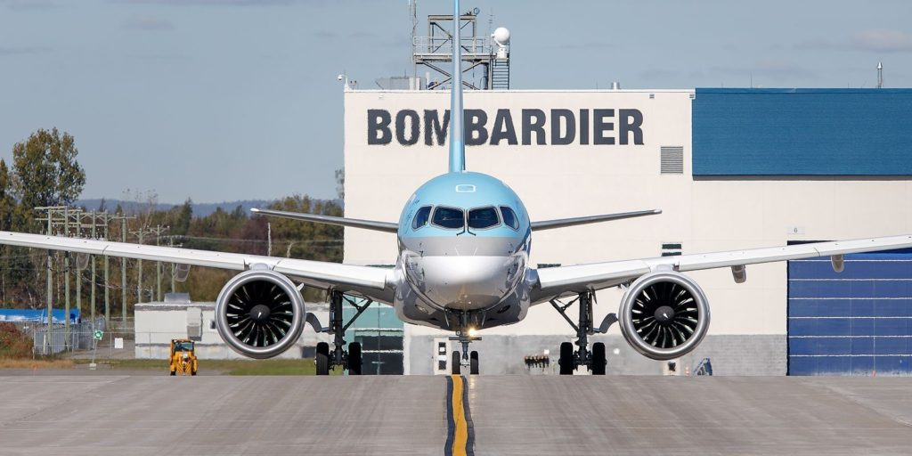 Bombardier Korean Air