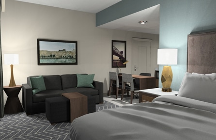 Embassy Suites By Hilton Wilmington Riverfront Opens In