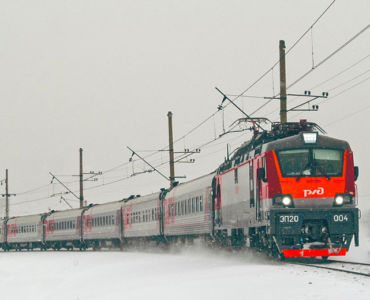 Russian Railways Rail Connection
