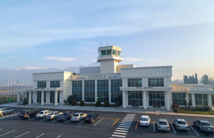 Zagatala International Airport