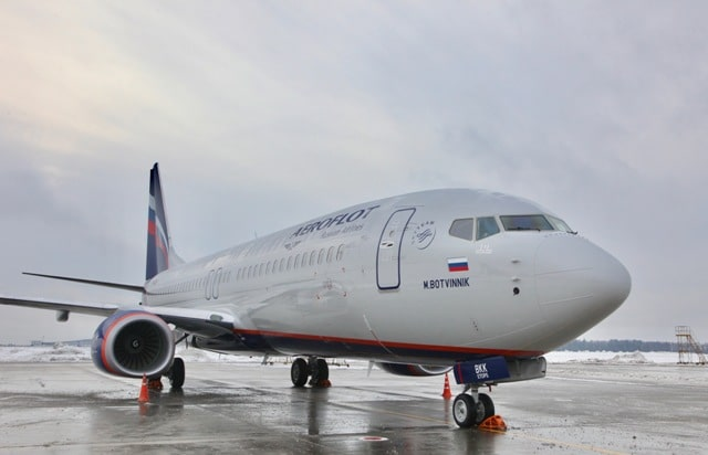 Aeroflot Expands Fleet with Four New Airbus A320 family