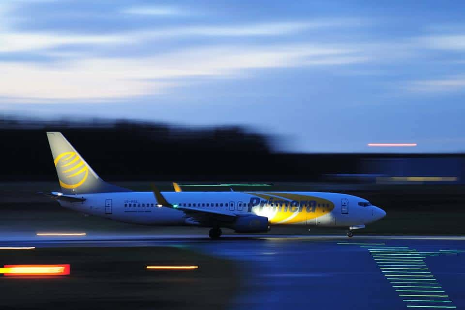 Primera adds further trans-Atlantic route at Stansted