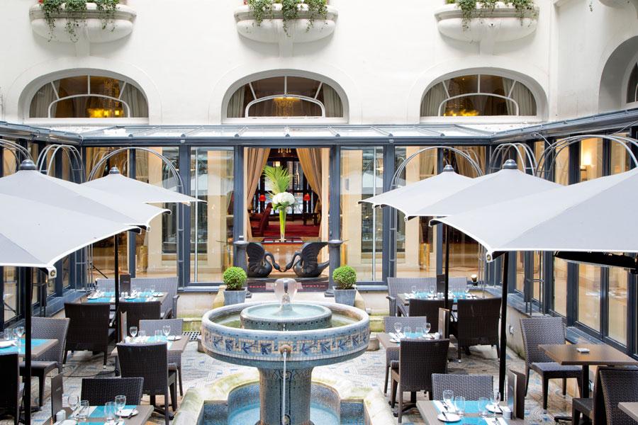 Hotel De Berri New Hotels in Paris