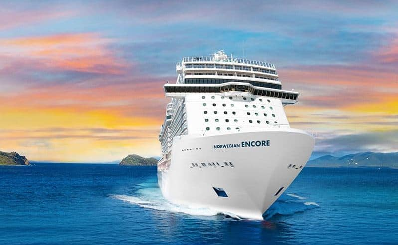 Norwegian Cruise Line Launches Construction on New Ship
