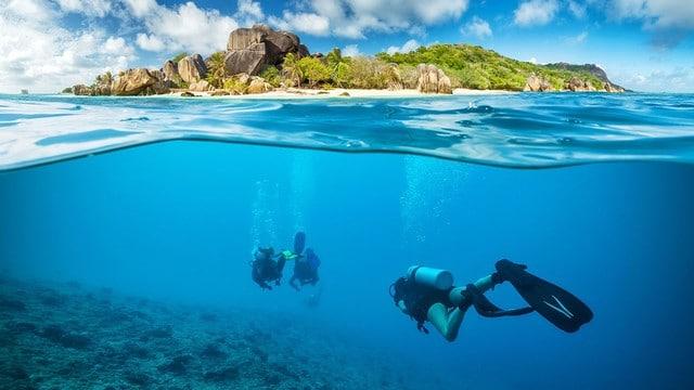 Seychelles Air France