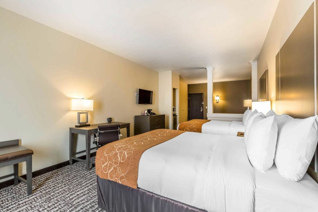 hotels in Houston