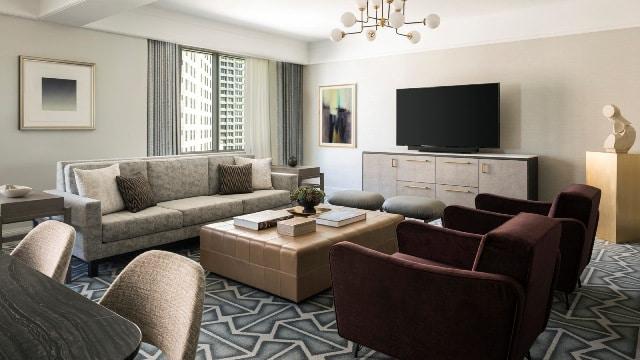 20 Million Dollar Renovation Complete At Four Seasons Hotel San