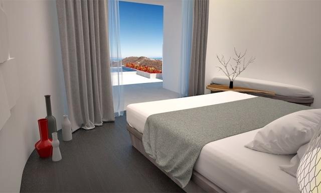 hotels in Santorini
