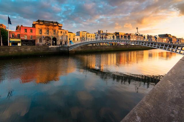 Dublin Liffey Ferry