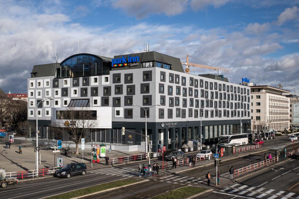 Park Inn by Radisson Danube Bratislava