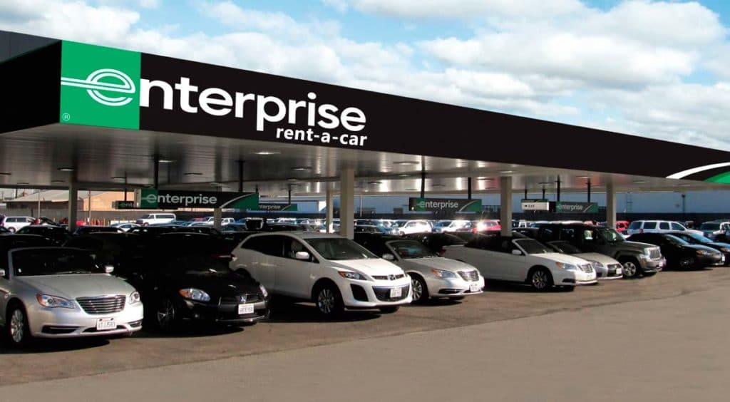Enterprise Rent-A-Car Opening 10,000th Location