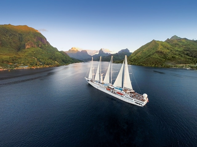 Cruise Lines International Association Windstar
