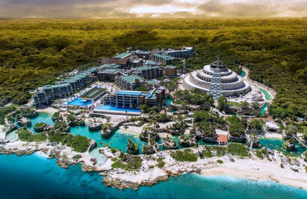 Best Beach Hotels In Mexico 2018 Rus