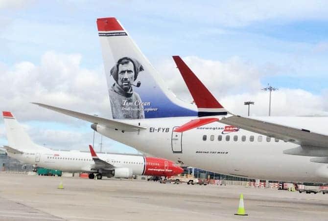 Norwegian Crew Subsidiaries