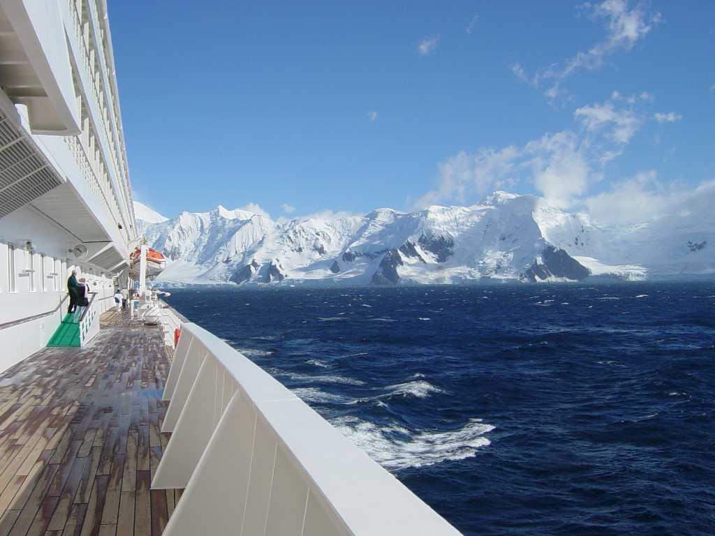 Antarctica Crystal Symphony