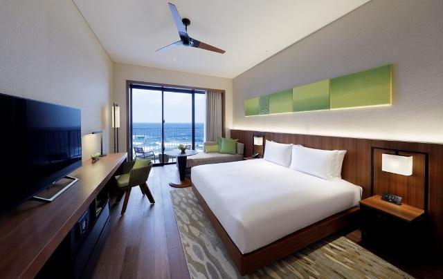 Hyatt opens in japan rus tourism news for Design hotel okinawa