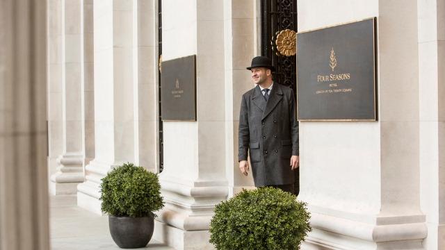 Four Seasons Hotel London