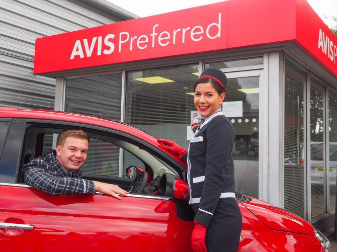 Norwegian Partners With Car Rental Company Rus Tourism News
