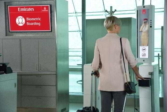 Biometric Boarding