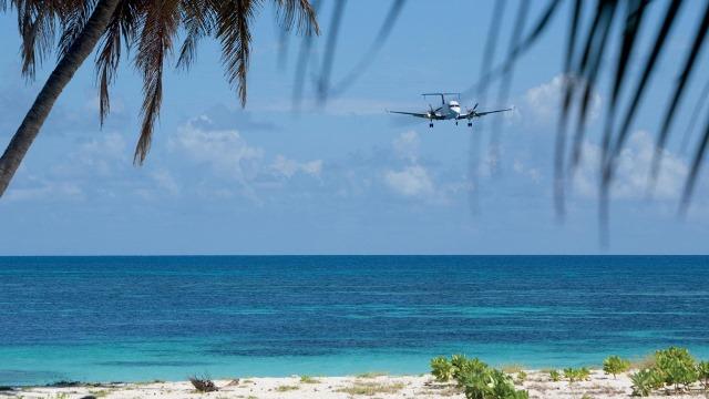 Seychelles International Airways Seychelles Airport Four Seasons Resort Seychelles at Desroches Island