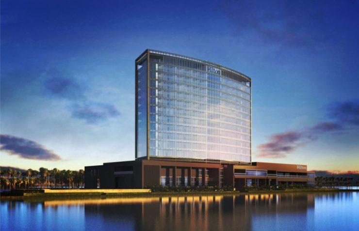 Hilton Monrovia