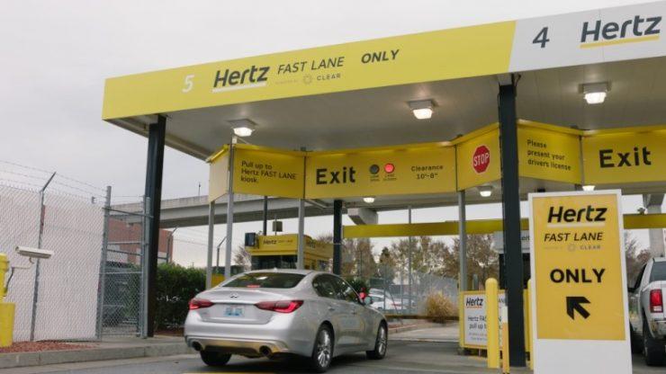 Hertz Rental Age free Vehicles