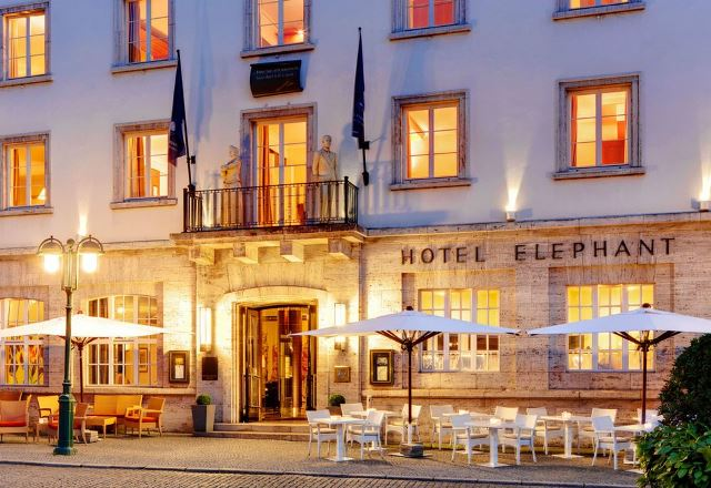 autograph collection hotels welcomes hotel elephant weimar rus tourism news. Black Bedroom Furniture Sets. Home Design Ideas