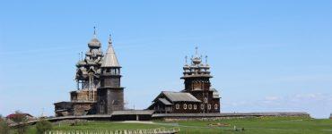Kizhi russian river cruises